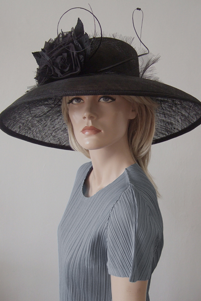 Nigel Rayment Black Hat Hire, Hat Hire London. Hat Hire Berkshire.