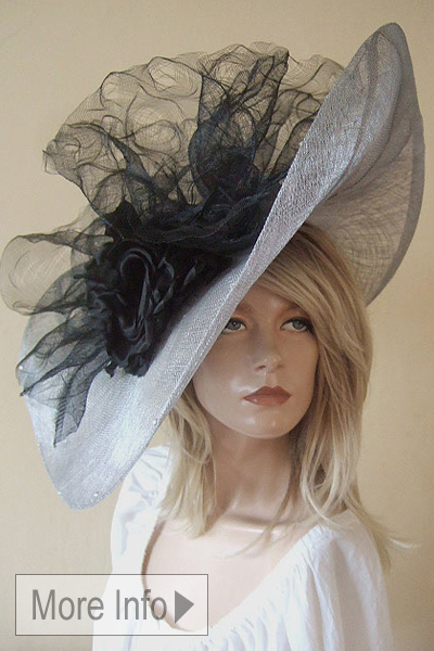 Ilda Di Vico Hat for Hire Royal Ascot