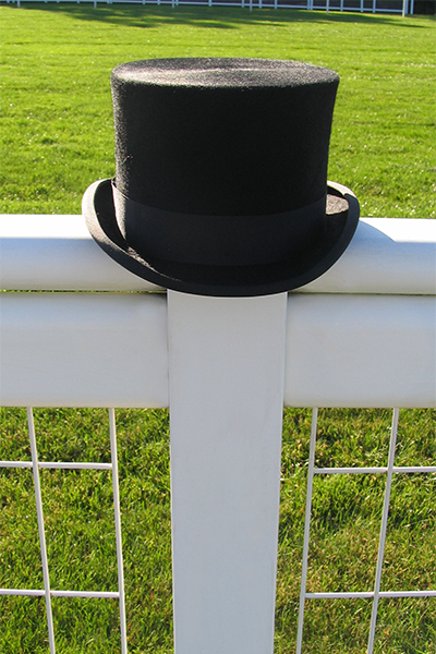 Top Hats for Ascot. Mens Top Hat Hire. Top Hat Hire for Royal Ascot. Plush Fur Melusine Top Hat. The only Top Hat Hire at Royal Ascot Races. Wool, Fur Melusine and Vintage Silk available. Hats for other events, weddings, available on Mail Order. Also Ladies Hats from Philip Treacy, Jane Taylor, and other leading Milliners. #tophats #hathire #formalwear #menswear