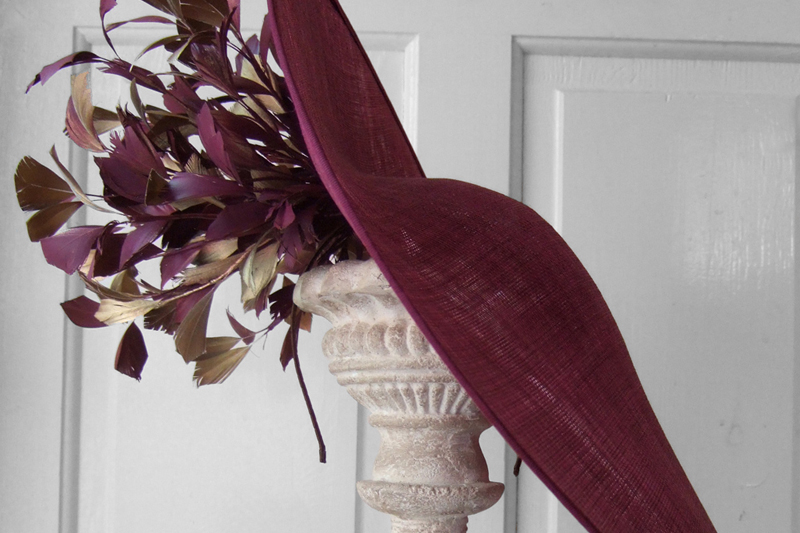 Mail Order Hat Hire, Hats by Post. Hats for Collection for Mother of the Bride, Garden Parties, Horse Racing events.