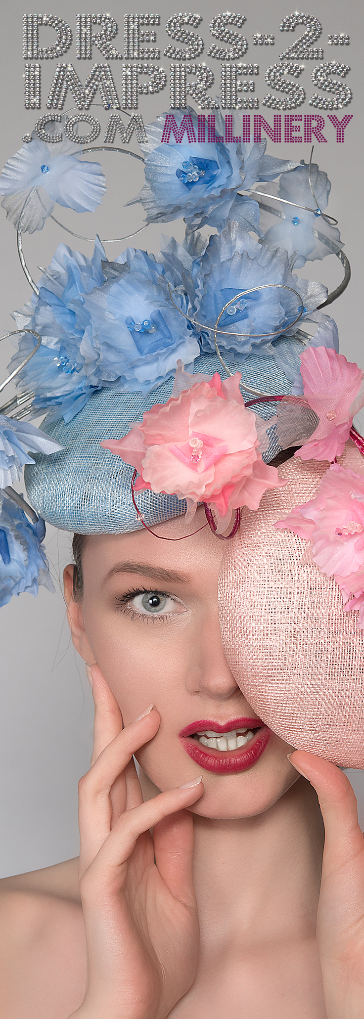 Ladies Designer Hat Hire, Book online for Royal Ascot Races. The only Hat Hire at Royal Ascot Races. Hats for other events, mother of the bride, available on Mail Order. Ascot Hats from Philip Treacy, Jane Taylor, Bundle Maclaren, Rosie Olivia, Nigel Rayment and other leading Milliners.
